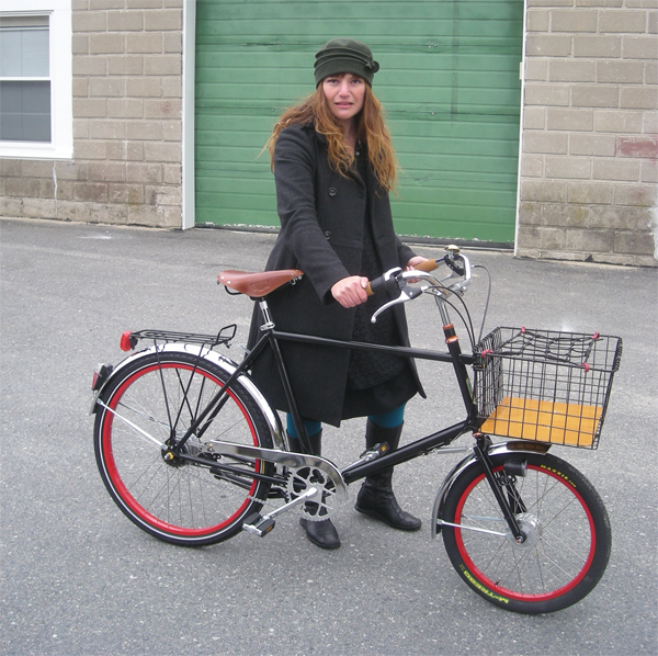 Domesticating the Transportation Bicycle?