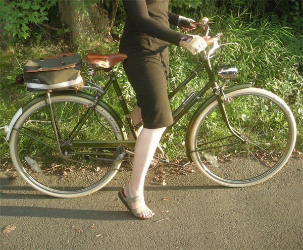 Review Of Quot Lucy 3 Speed Quot A Raleigh Lady S Sports